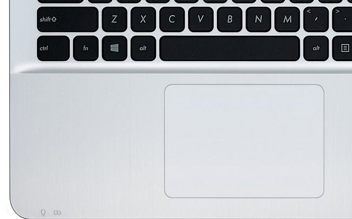 تاپ 15 اینچی ایسوس مدل x541na d 10 - لپ تاپ ۱۵ اینچی ایسوس مدل X541NA - D