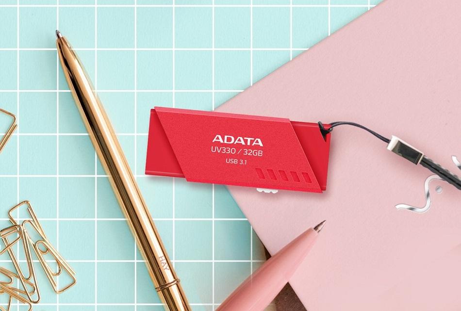 مموری adata مدل uv330 ظرفیت 16 گیگ 4 - فلش مموری ADATA مدل UV330 ظرفیت 16 گیگ