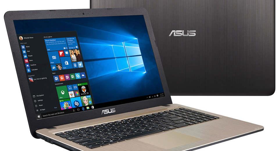 لپ تاپ 15 اینچی ایسوس مدل a540up b 2 5 - لپ تاپ 15 اینچی ایسوس مدل A540UP - G