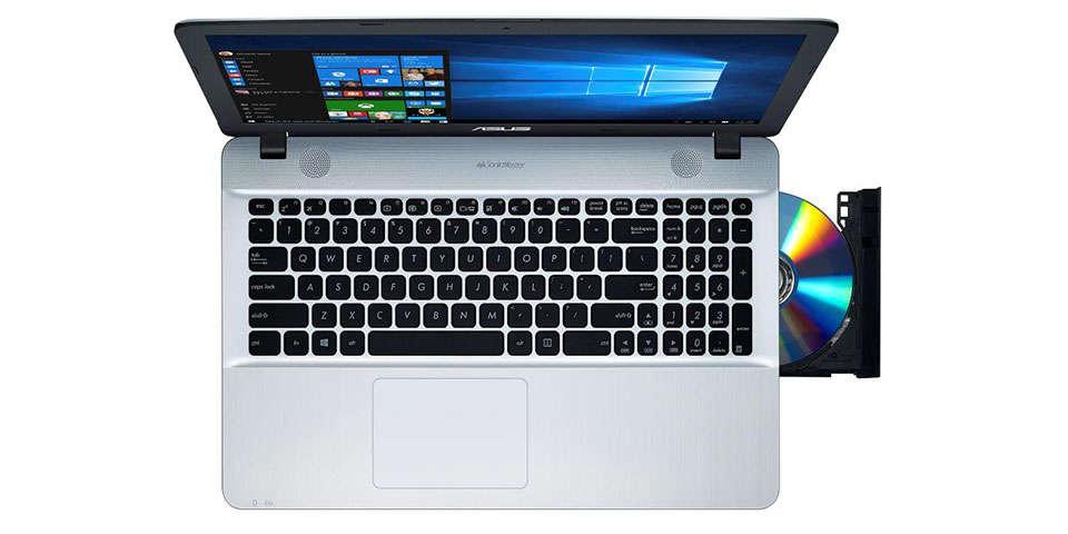 لپ تاپ 15 اینچی ایسوس مدل x541uv 25 - لپ تاپ 15 اینچی ایسوس مدل X541UV - O