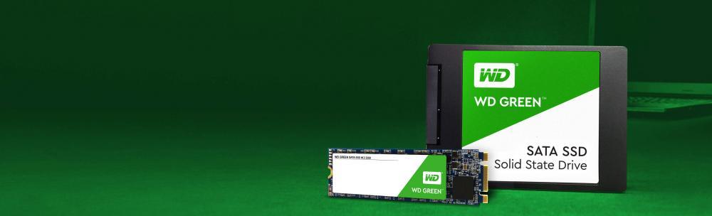 اس اس دی ssd وسترن دیجیتال مدل green 8 - هارد SSD وسترن دیجیتال مدل Green ظرفیت 240GB