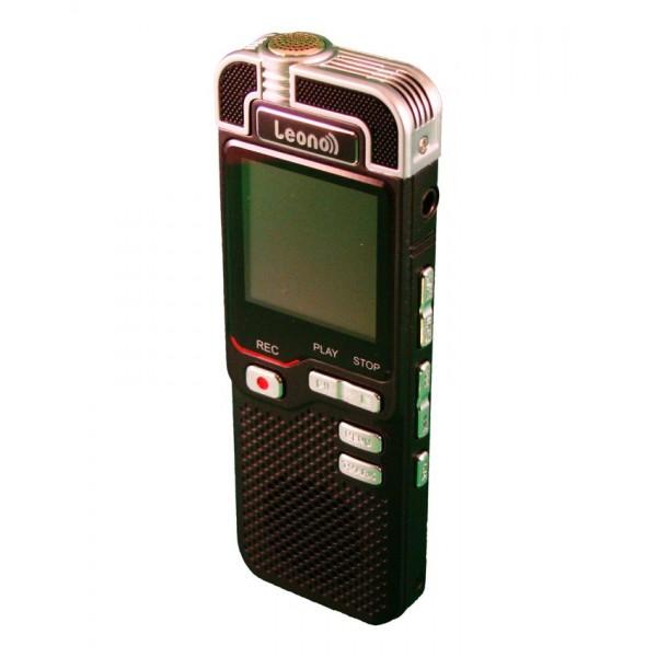 رکوردر لئونو leono v 22 8gb 2 - ضبط کننده دیجیتالی صدا LEONO مدل V-22