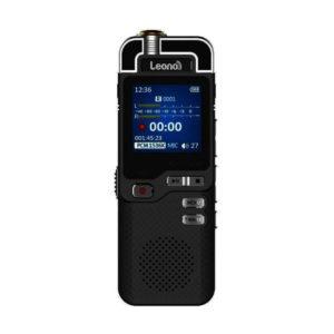 ویس رکوردر لئونو leono v 22 8gb 6 300x300 - ضبط کننده دیجیتالی صدا LEONO مدل V-22
