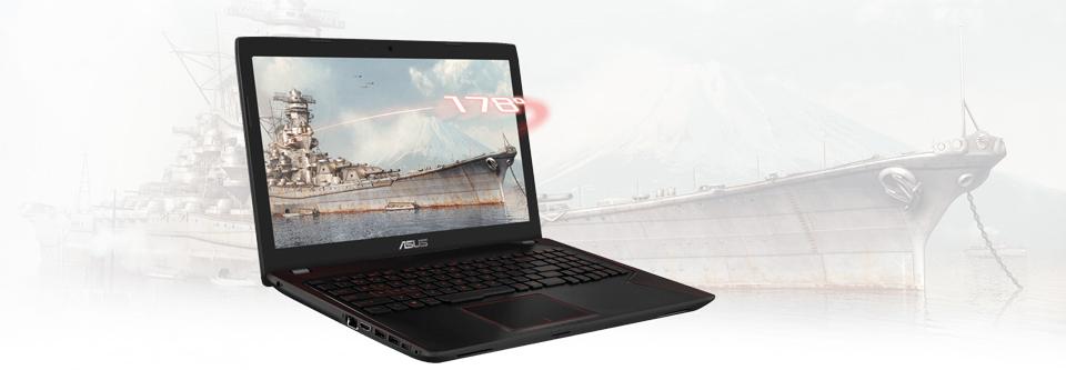 asus fx553vd مشخصات و قیمت لپ تاپ 7 - لپ تاپ ۱۵ اينچي ايسوس مدل ROG FX553VD – C