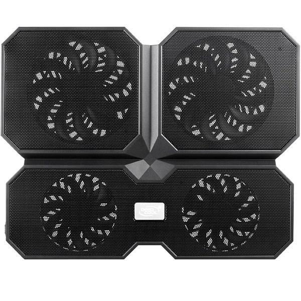 multi core x6 14 - پايه خنک کننده ديپ کول مدل Multi Core X6
