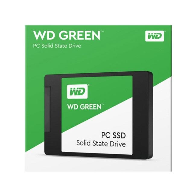 untitled - هارد SSD وسترن دیجیتال مدل Green ظرفیت 240GB