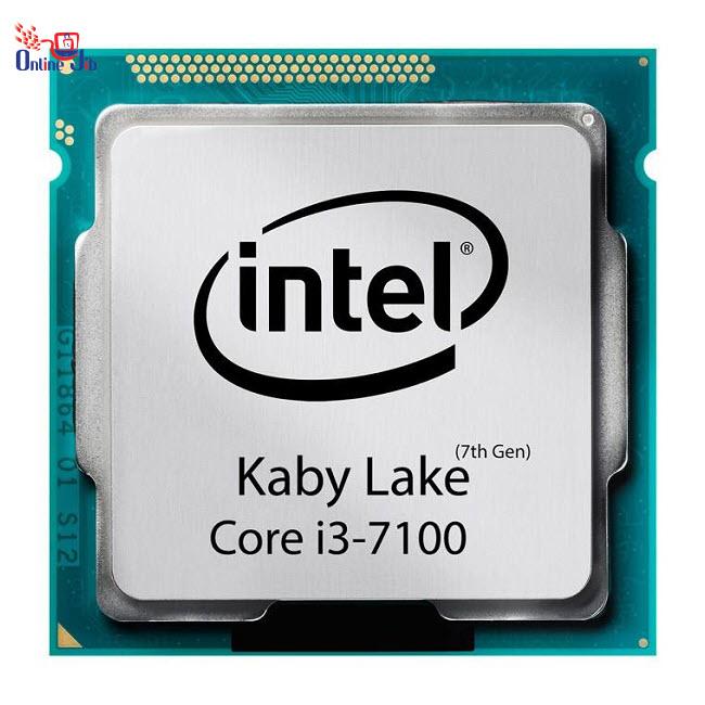 cpu core i3 7100 2 - پردازنده مرکزی اینتل سری Kaby Lake مدل Core i3 7100