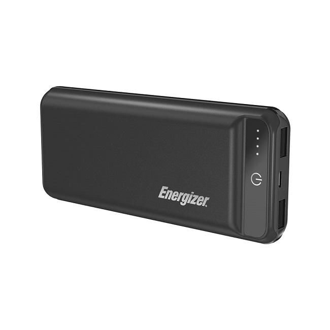 همراه انرجایزر مدل ue20032 3 - شارژر همراه انرجایزر مدل UE20032 ظرفیت 20000 میلی آمپر ساعت