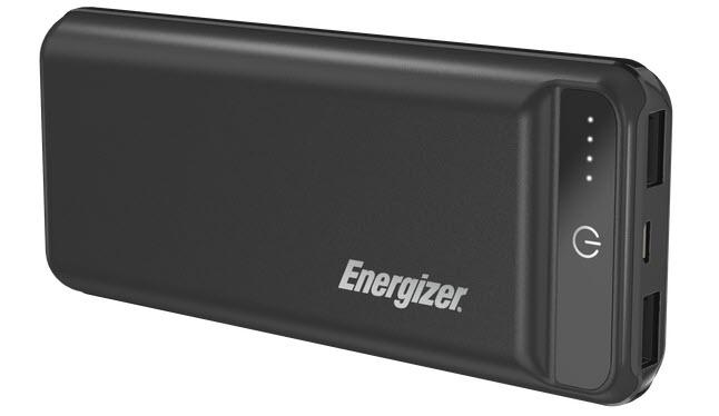 همراه انرجایزر مدل ue20032 6 - شارژر همراه انرجایزر مدل UE20032 ظرفیت 20000 میلی آمپر ساعت