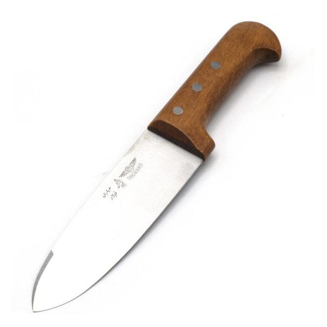 قصابی حیدری 3 670x670 - چاقو قصابی حیدری مدل سه